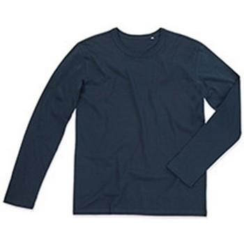 Vêtements Homme T-shirts manches longues Stedman Stars Morgan Bleu