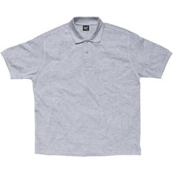 Vêtements Femme Polos manches courtes Sg SG59F Gris clair