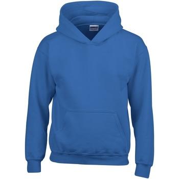 Vêtements Enfant Sweats Gildan 18500B Bleu roi