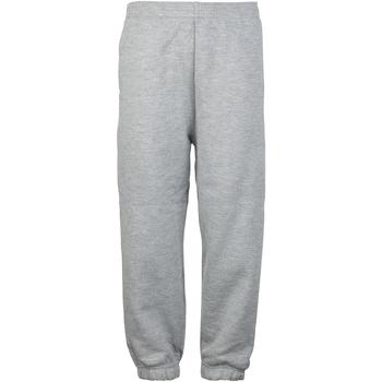 Vêtements Enfant Pantalons de survêtement Maddins Coloursure Gris Oxford