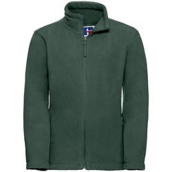 Vêtements Garçon Polaires Jerzees Schoolgear 8700B Vert bouteille