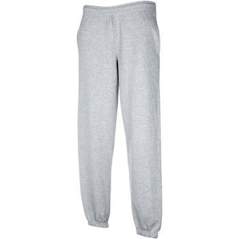 Vêtements Homme Pantalons de survêtement Fruit Of The Loom Premium Gris