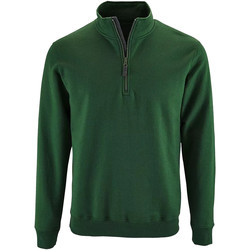 Vêtements Homme Pulls Sols Contrast Vert bouteille