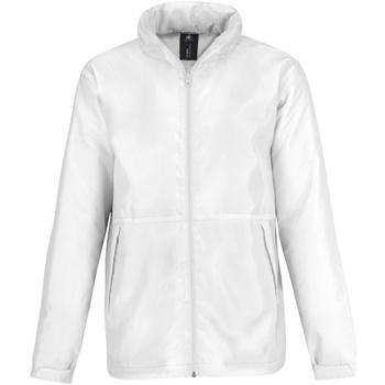 Vêtements Homme Polaires B And C Active Blanc