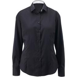Vêtements Femme Chemises / Chemisiers Alexandra  Noir/Blanc