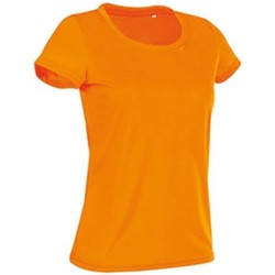 Vêtements Femme T-shirts manches courtes Stedman Cotton Touch Orange