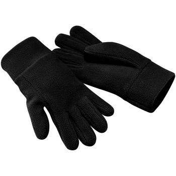 Accessoires textile Gants Beechfield Alpine Noir