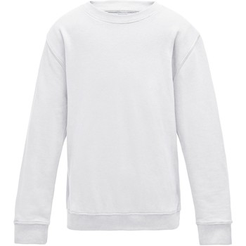 Vêtements Enfant Sweats Awdis Plain Blanc arctique