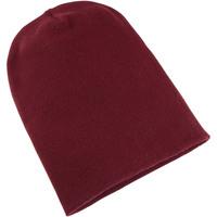 Accessoires textile Bonnets Yupoong YP012 Bordeaux