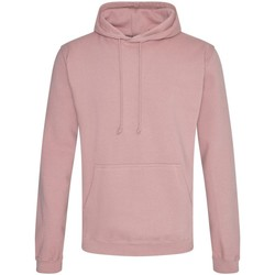 Vêtements Sweats Awdis College Rose pâle