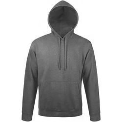 Vêtements Homme Sweats Sols 47101 Gris foncé chiné