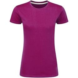 Vêtements Femme T-shirts manches courtes Sg Perfect Rose foncé