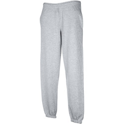 Vêtements Enfant Pantalons de survêtement Fruit Of The Loom 64051 Gris chiné