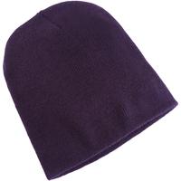 Accessoires textile Bonnets Yupoong YP013 Violet