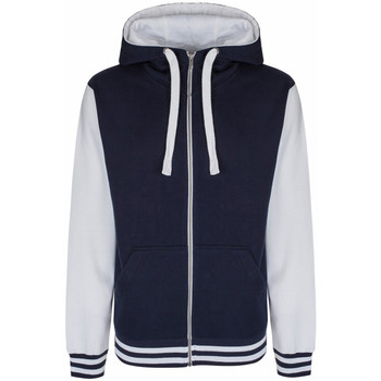 Vêtements Homme Sweats Fdm Active Bleu marine/Blanc