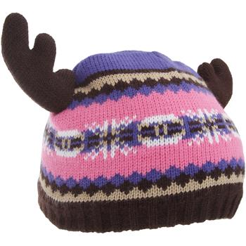 Accessoires textile Enfant Bonnets Floso Beanie Rose/Pourpre