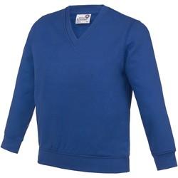 Vêtements Enfant Sweats Awdis Just Cool Bleu roi profond