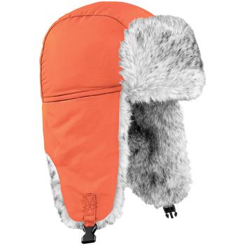 Accessoires textile Chapeaux Beechfield Sherpa Orange