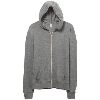 Vêtements Homme Sweats Alternative Apparel Jersey Gris clair