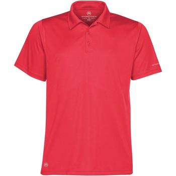 Vêtements Homme Polos manches courtes Stormtech ST669 Rouge