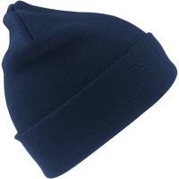 Accessoires textile Homme Bonnets Result Ski Bleu marine