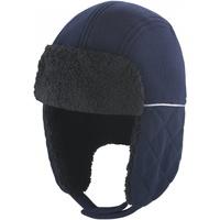 Accessoires textile Bonnets Result Ocean Bleu marine/Noir