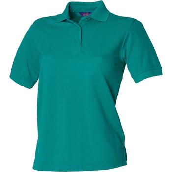Vêtements Femme Polos manches courtes Henbury HB401 Jade