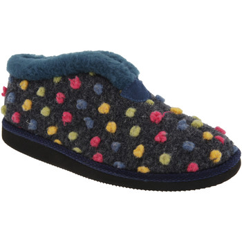 Chaussures Femme Chaussons Sleepers Tilly Bleu