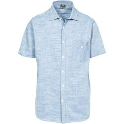 Vêtements Homme Chemises manches courtes Trespass Buru Bleu