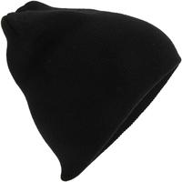 Accessoires textile Bonnets Beechfield B44 Noir
