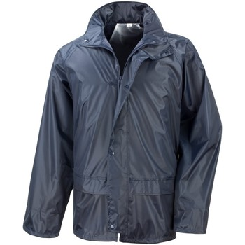 Vêtements Homme Coupes vent Result Stormdri Bleu marine