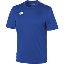 Vêtements Enfant T-shirts manches courtes Lotto Jersey Bleu roi