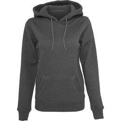 Vêtements Femme Sweats Build Your Brand Pullover Gris foncé