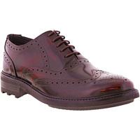 Chaussures Homme Richelieu Roamers Oxford Oxblood
