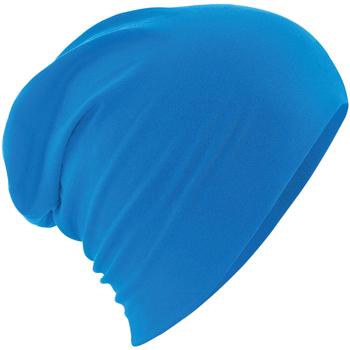 Accessoires textile Bonnets Beechfield Hemsedal Bleu saphir