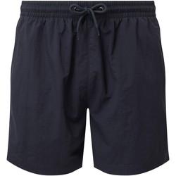 Vêtements Homme Shorts / Bermudas Asquith & Fox AQ053 Bleu marine