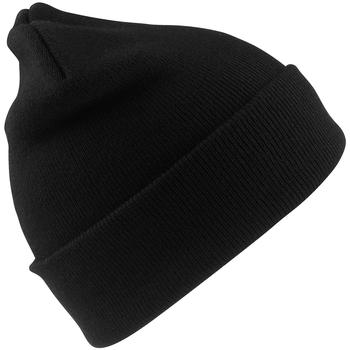 Accessoires textile Homme Bonnets Result Ski Noir