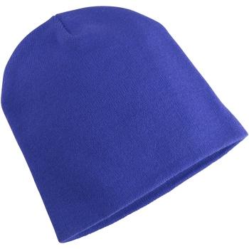 Accessoires textile Bonnets Yupoong YP013 Bleu roi