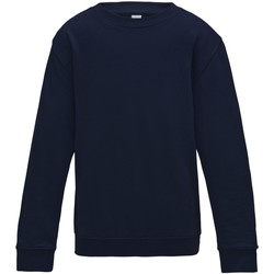 Vêtements Enfant Sweats Awdis Plain Bleu marine Oxford