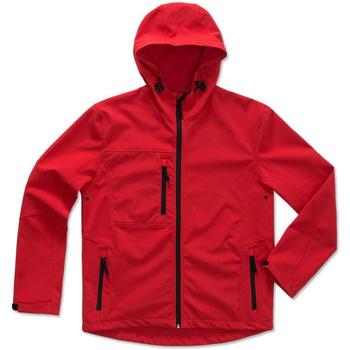 Vêtements Homme Blousons Stedman Active Rouge