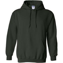 Vêtements Sweats Gildan Hooded Vert foncé