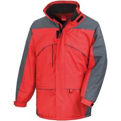 Vêtements Homme Coupes vent Result R98X Rouge/Anthracite
