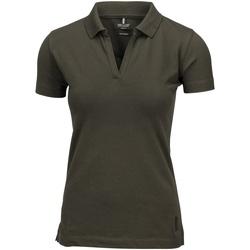 Vêtements Femme Polos manches courtes Nimbus Harvard Olive