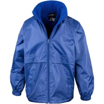 Vêtements Enfant Coupes vent Result R203JY Bleu royal