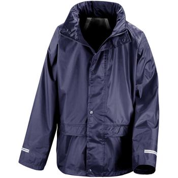 Vêtements Enfant Soins corps & bain Result R225J Bleu marine