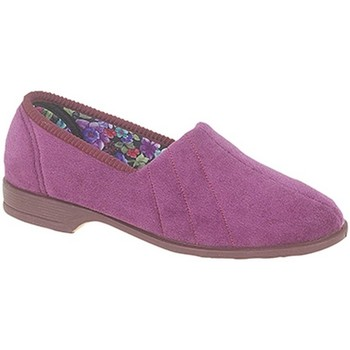 Chaussures Femme Chaussons Sleepers Audrey Prune