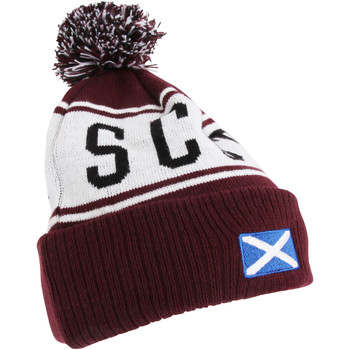 Accessoires textile Bonnets Devoted2Style Scotland Bordeaux