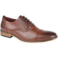 Chaussures Homme Richelieu Goor Oxford Marron