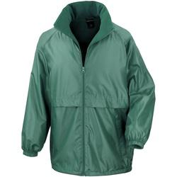 Vêtements Homme Coupes vent Result DWL Vert bouteille