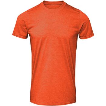 Vêtements Homme T-shirts manches courtes Gildan Soft Style Orange